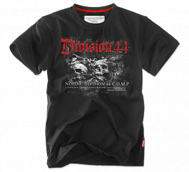 Футболка Dobermans Aggressive «DIVISION 44» Black